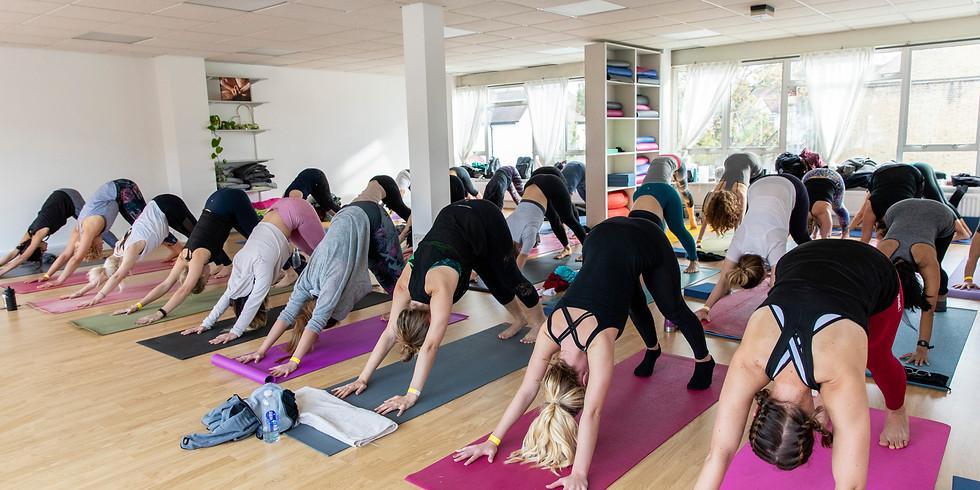 Yoga Evolved Online Festival - Lockdown 2.0