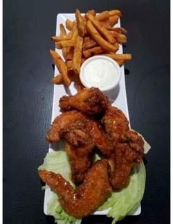 Zing Wings & Fries