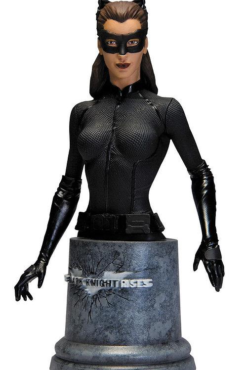 Batman Dark Knight Rises Catwoman Bust Statue
