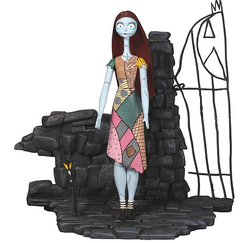 Nightmare Before Christmas Sally Action Figure