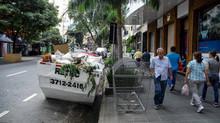 São Paulo terá cadastro eletrônico de caçamba de entulho