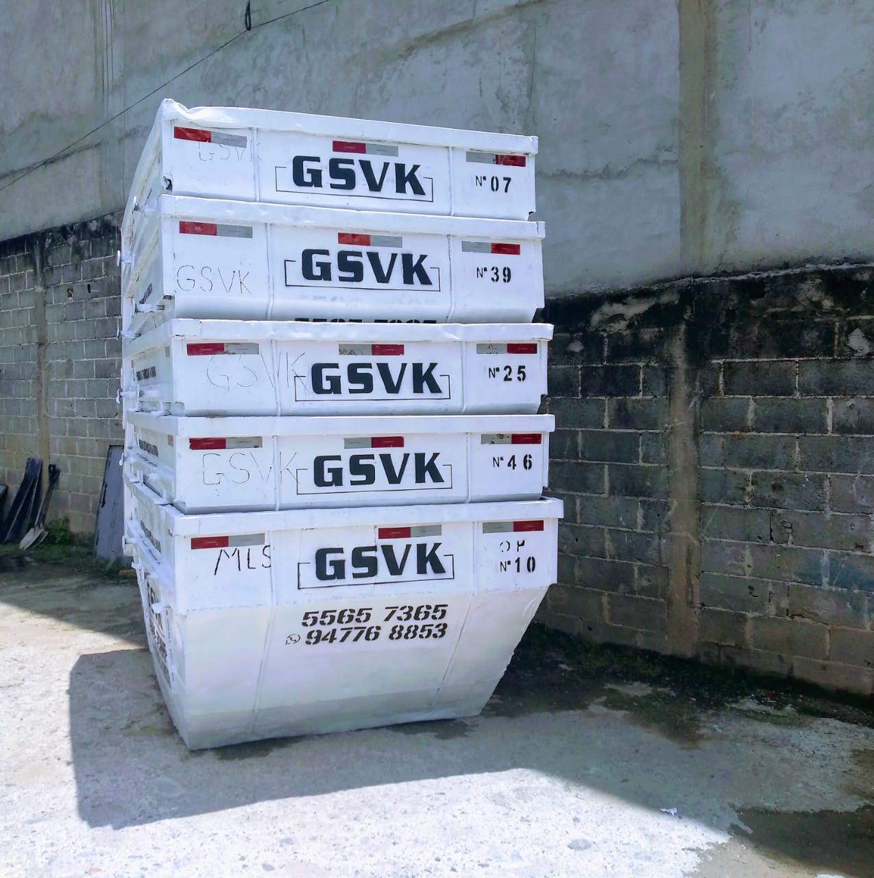GSVK Caçambas PS