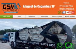 GSVK Caçambas SP