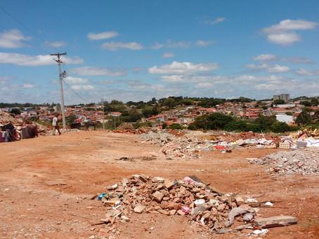 Caçambas de entulho, Tupã – SP acumula multas por entulho de caçambas e pode ter interdição