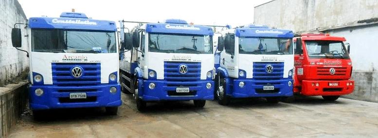Caminhões de Caçambas Arcanjo