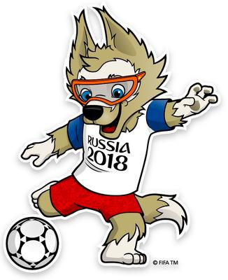 Zabivaka Copa do mundo da Rússia