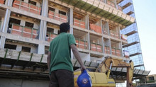 Emprego na construção civil cai 21,4% no Piauí em 2016