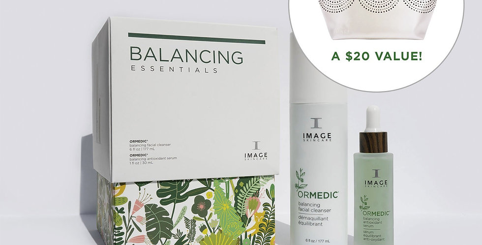 Balancing Essentials with Free Gift Bag