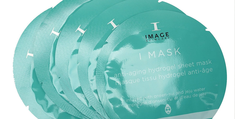 I MASK anti-aging hydrogel sheet mask (5 pack)