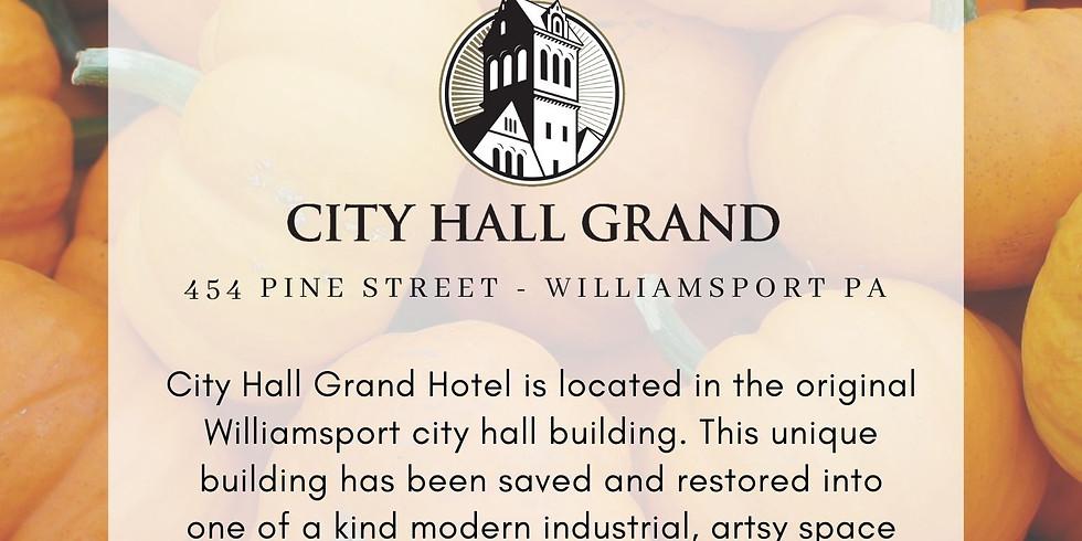 @CITY HALL GRAND HOTEL