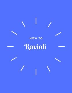 How to Ravioli