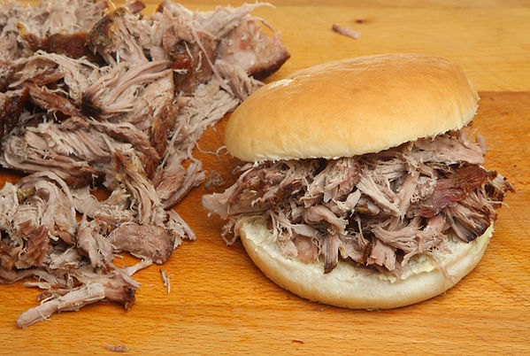 bigstock-Hog-roast-or-pulled-pork-roll--