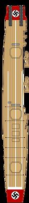 Graf Zeppelin Variant 2   1-1800 scale