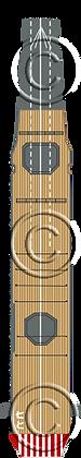 CVL Chiyoda & Chitose standard deck 1-1800 scale