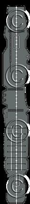 CV Illustrious class generic version 2  1-1800 scale