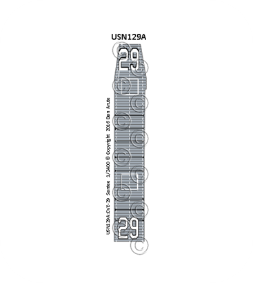 USN129a: CVE-29 Santee