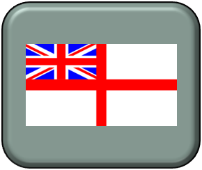 Royal Navy Ensign Decals