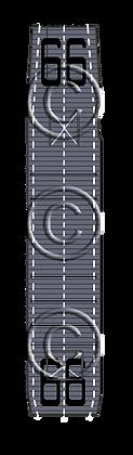 """CVE-66 White Plains MS blue """"Taffy3"""" 1-1800 scale"""