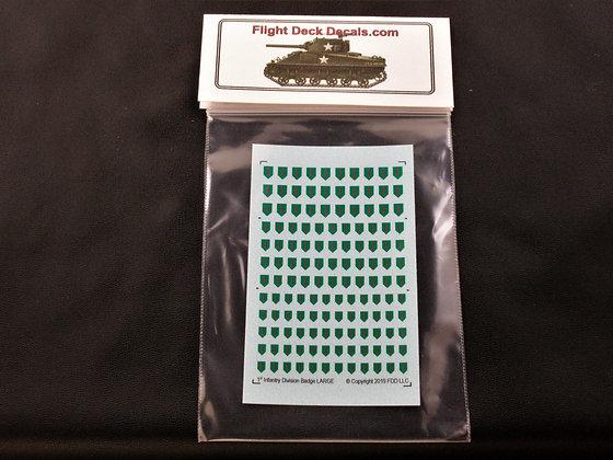 1st Infantry Division Badge Large