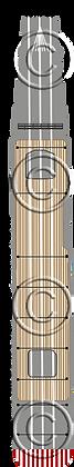 IJN45 CV Unryū Class Standard Deck