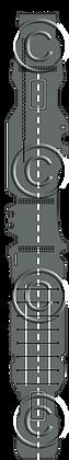 CV Illustrious class generic version 1    1-1800 scale