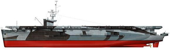 Casablanca Class CVE Hull #s 95 to 104 nvw
