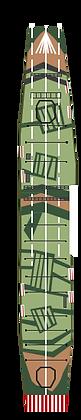CV Shinano: Camo Version 2 nvw