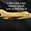Thumbnail: 1-300 black Arabic 4 digit aircraft #s lrg, med, sm & xsm mixed sheet