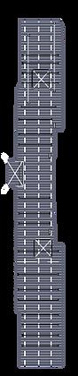 CV-17 Bunker Hill MS blue deck nvw