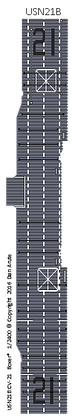 USN21b: CV-21 Boxer* MS blue