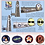 Thumbnail: 1-300 B-24 decals for 704th Heavy Bomber Sqdn early war