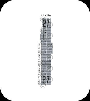 USN27 CVL-27 Langley