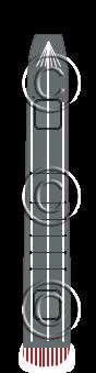 CVL Kaiyo - steel deck nvw