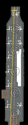 LHA-1 Tarawa deck nvw