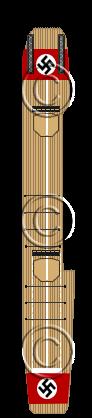 Seydlitz - Weser variant #1 nvw