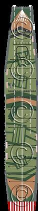 IJN33 CV Shinano: Camo Version 2