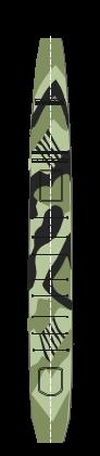 CVL Ryuho Camo version 1 deck nvw