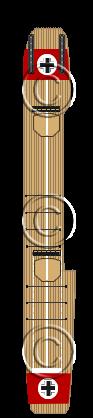 Seydlitz - Weser variant #2 nvw