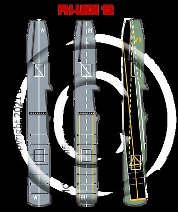 6K Post-WWII HMCS Warrior, HMCS Magnificent & ARA Independencia  CV