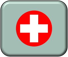 1-600 Swiss Air Force Roundels