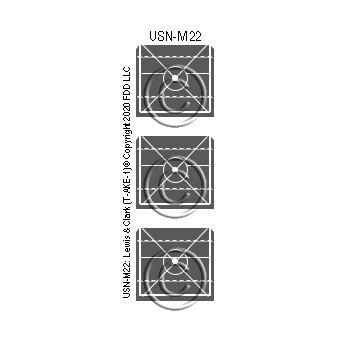USN-M22: T-AKE1 Lewis & Clark