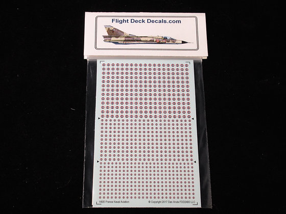 1-600 Decals French Naval Aviation