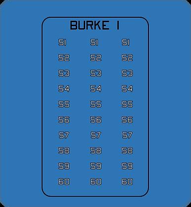 ABDDGHN1 Arleigh Burke Class DDG Group #1