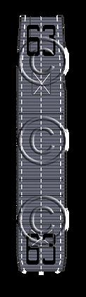 CVE-63 St. Lo MS blue  1-1800 scale