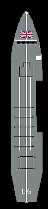 CV Eagle variant #3 nvw