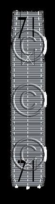 "CVE-71 Kitkun Bay faded MS  ""Taffy3"" 1-1800 scale"