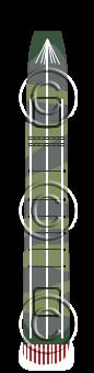 CVL Kaiyo - camo deck nvw