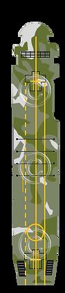 UKN19HMS Furious 1943 -1944