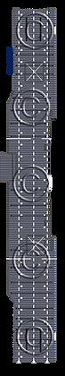 CV-11 Intrepid MS blue 1-1800 scale