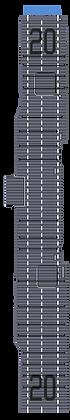 USN20b: CV-20 Bennington MS blue